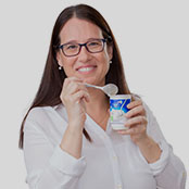 נאוה זק, מנהלת תחום פיתוח יוגורט במחלבות שטראוס